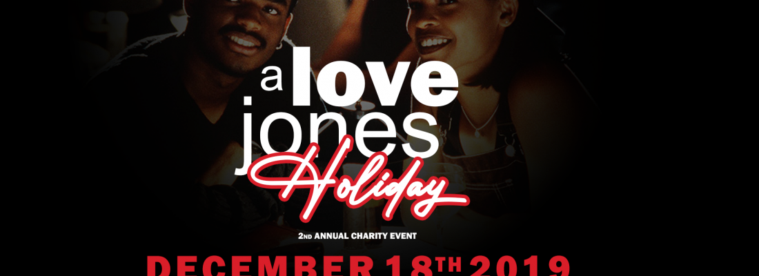 MusicXclusives Presents: A Love Jones Holiday Charity Event